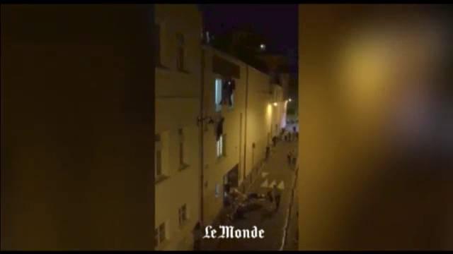 Hollande responsabiliza al Estado Islámico de la matanza de París