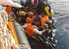 299 migrants rescued from 31 boats in the Strait of Gibraltar