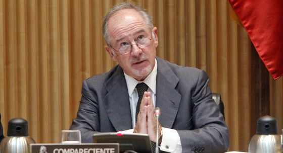Rodrigo Rato was president of Caja Madrid and later Bankia.