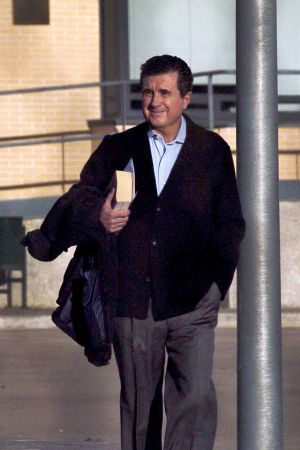 Jaume Matas walks out of prison on October 31.