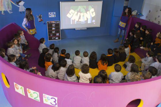 Los jesuitas revolucionan el aula espa a el pa s Decoracion de espacios de preescolar