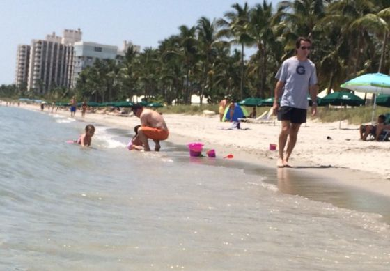 Aznar en Miami