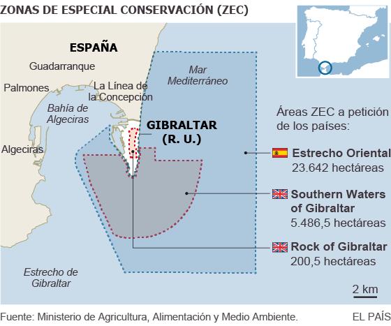 Aguas Territoriales Españolas Mapa.La Ue Expedienta A Londres Por No Proteger Las Aguas De