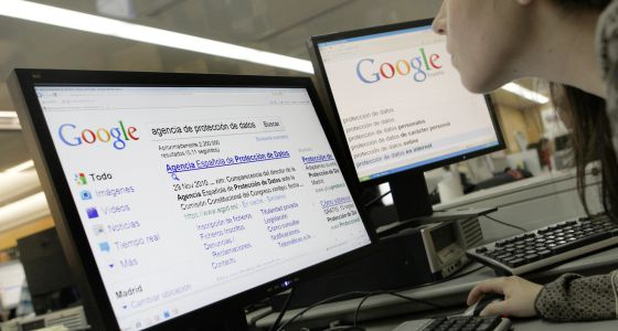 The old news stories on the plaintiffs need to be blocked from search engines such as Google.