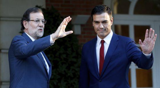 Cara a cara Rajoy Sanchez