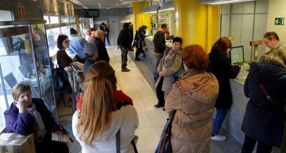 Deutsche bank y correos rompen su alianza tras 17 a os for Oficinas de deutsche bank en madrid