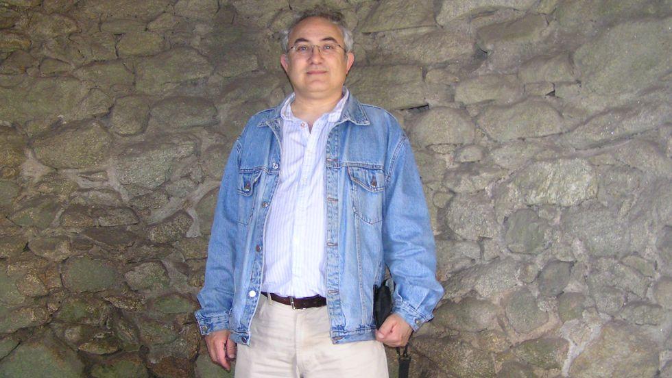 Francisco Violat, astrônomo que tem Asperger.