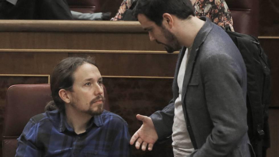 La alianza Podemos-IU superaría en votos al PSOE, según Metroscopia