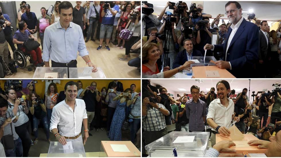 PP lidera e PSOE resiste em segundo lugar nas eleições da Espanha