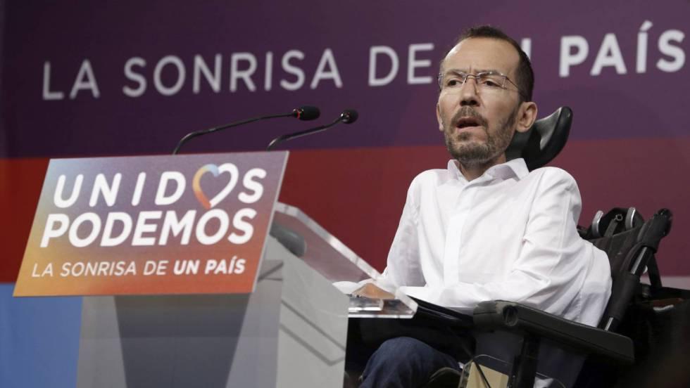 La cúpula de Podemos, desconcertada, asegura desconocer qué ha ocurrido