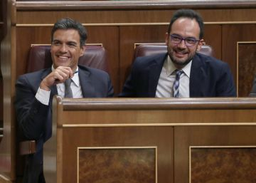 "Hernando: ""La abstención del PSOE me parece absolutamente descartable"""