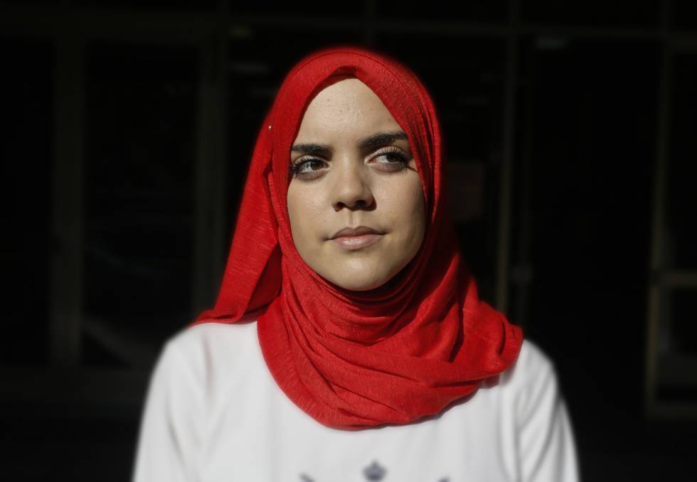Laila Sherroukh, española hija de marroquíes.