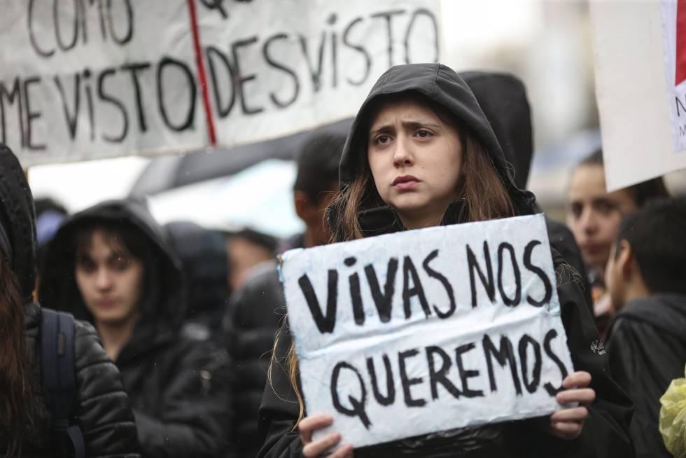 Resultado de imagen de manifestaciones españa contra violencia de género