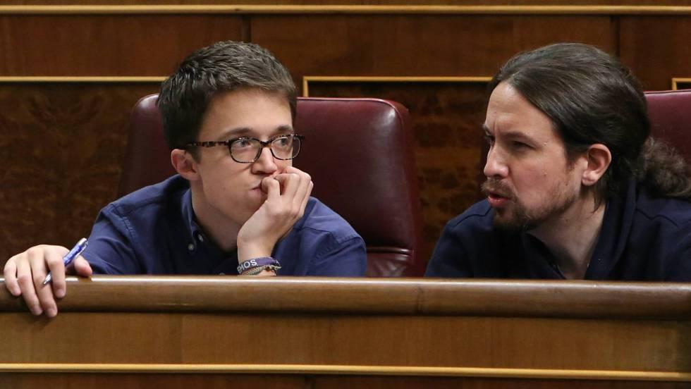 El riesgo de fractura en Podemos crece por el choque entre los dos sectores