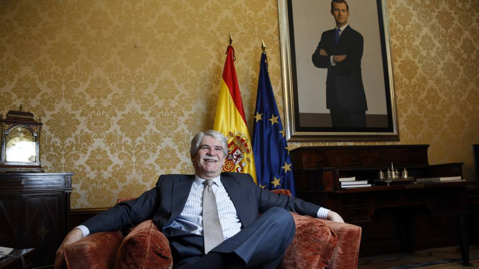 Alfonso Dastis Las Instituciones Europeas Nos Han Pedido Que