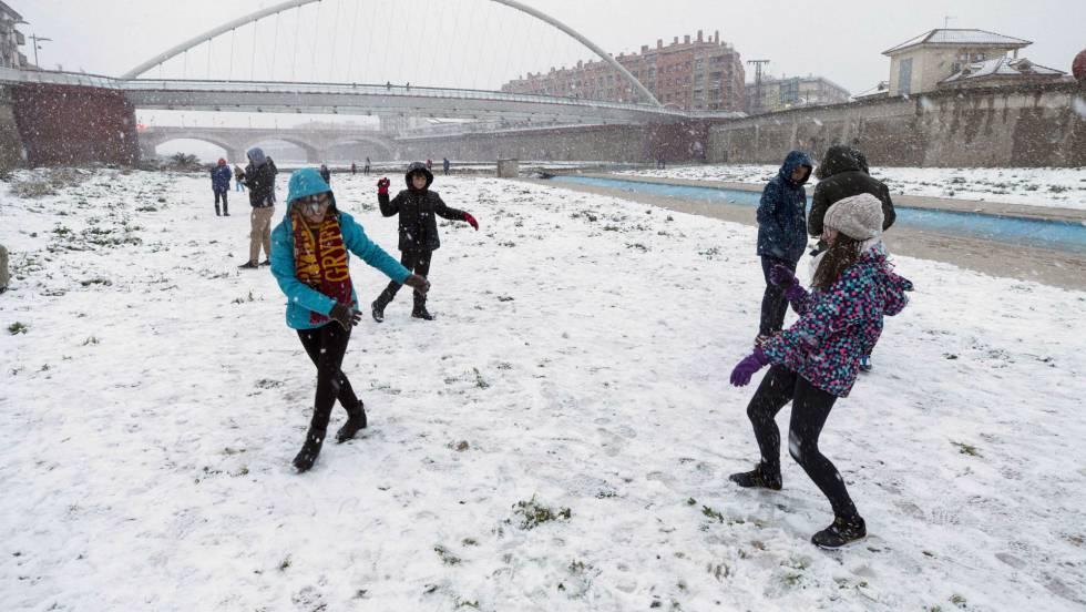 nieva en murcia por primera vez en los ltimos aos efe atlas