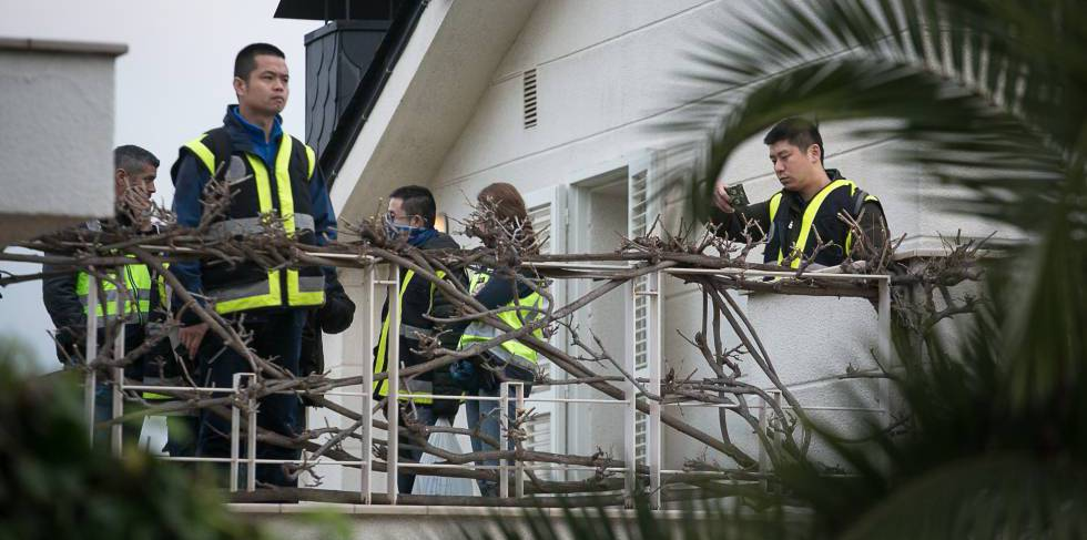 """Resultado de imagen de detenidos en la """"Operación Wall"""""""
