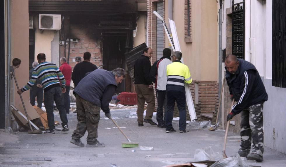Ocho heridos en una explosi n en una carnicer a en granada - Carniceria en madrid ...