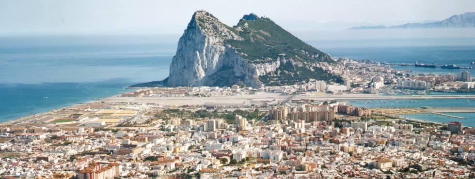 Gibraltarian English