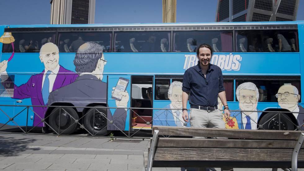 Tramabús: El Ayuntamiento de Madrid defiende la legalidad del bus de ...