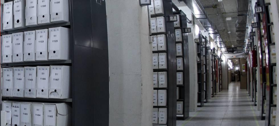 Resultado de imagen de ley de archivos oficiales ESPAÃ'A