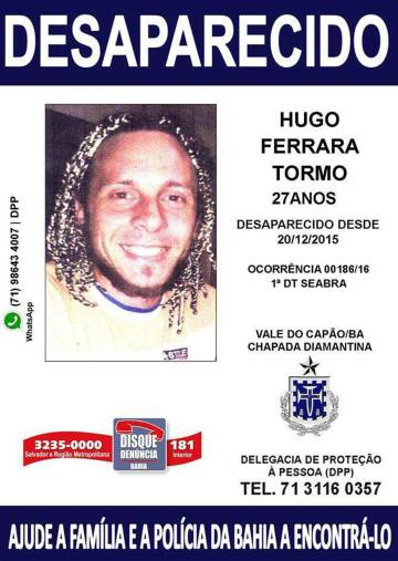 Spaniard Missing In Brazil Body Found In Brazil Could Belong To