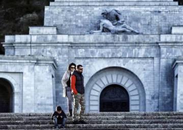 La justicia estudia la primera exhumación del Valle de los Caídos