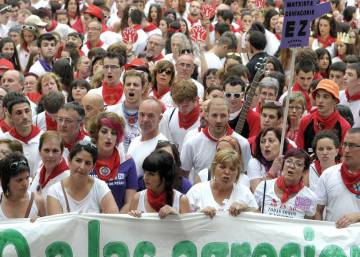 Pamplona takes action to prevent sexual assaults at Running of the Bulls