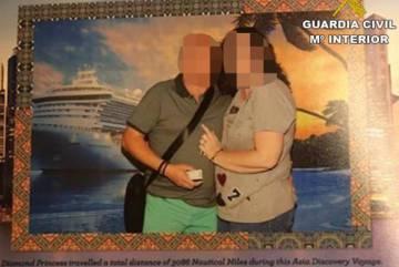 Otro de los viajes de los que la pareja alardeaba en sus redes sociales.