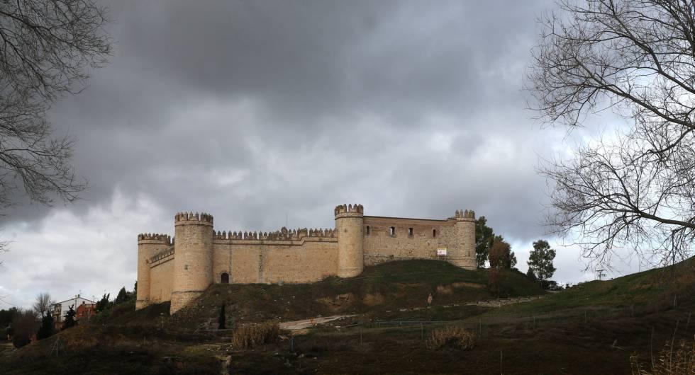 Resultado de imagen de Castillo de la Vela en Maqueda
