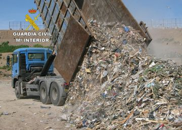 Dirty garbage dumping business in Spain and Gibraltar exposed