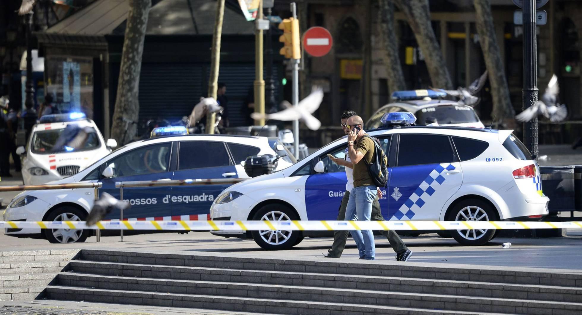 Atentados terroristas en Barcelona y Cambrils 17-08-2017 - LosViajeros e077e39c483