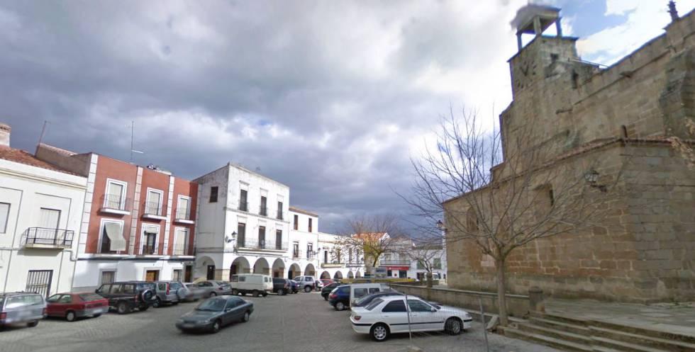 Arroyo de la Luz, en Cáceres.