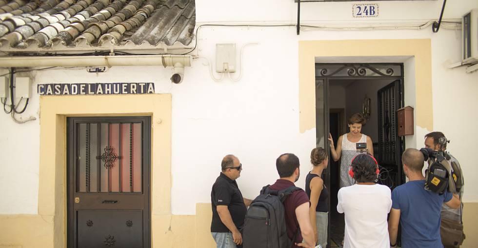 Vivienda de Córdoba en la que residió Muhammad Yasin Ahram Pérez, alias El Cordobés.