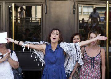 La juez da un ultimátum a Juana Rivas para que entregue a sus hijos el lunes