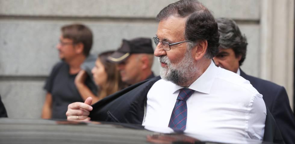 Rajoy se reunirá con Trump en la Casa Blanca el 26 de septiembre