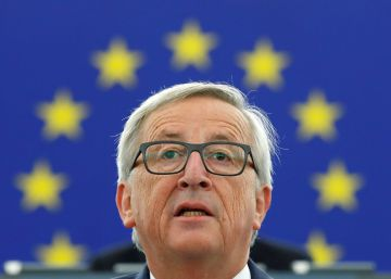 "Juncker at State of the EU address: ""Europe is not ruled by the law of the strong"""