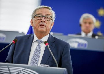"Juncker: ""EC complies with what Spain's Constitutional Court and Congress say"""