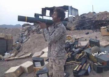 Armas 'marca España' en la guerra de Yemen