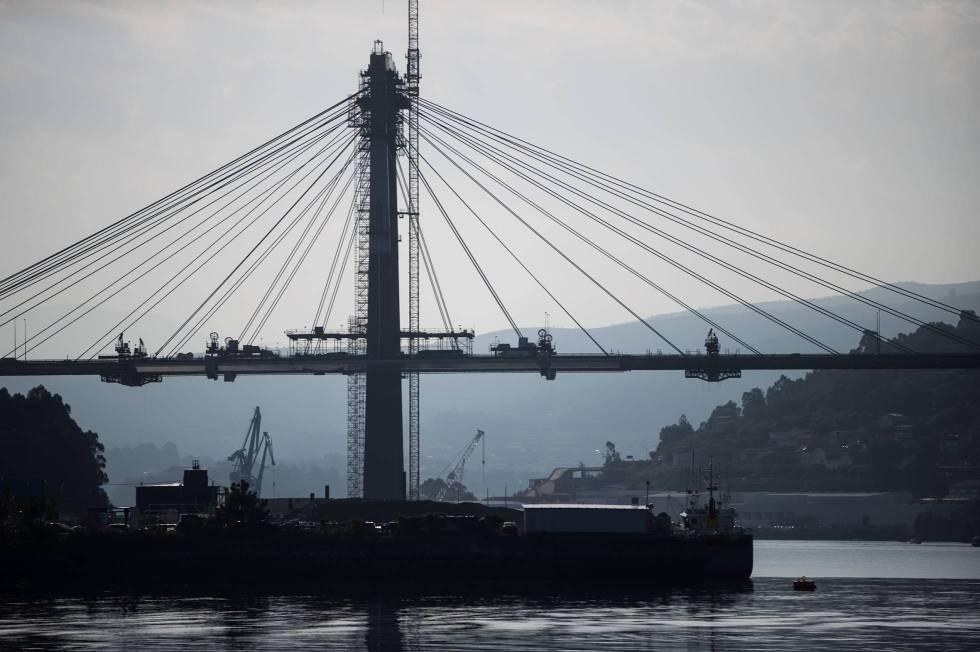 La ampliación de un puente que supone un hito de la ingeniería civil