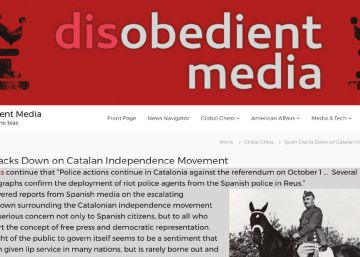 Russian meddling machine sets sights on Catalonia