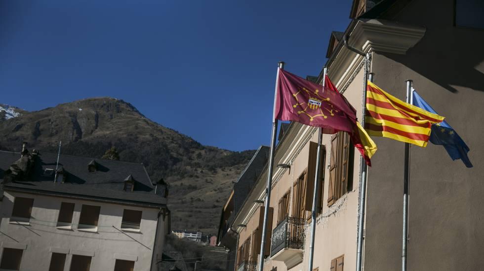El Valle de Arán, dispuesto a romper con una supuesta Cataluña ...