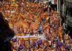 """Mario Vargas-Llosa: """"Gracias, Barcelona, por no atender la llamada de la tribu"""""""