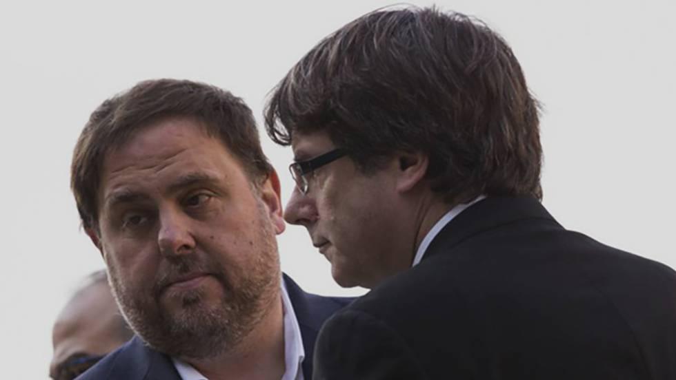 Consulta la carta de Puigdemont a Rajoy y la carta de respuesta de Rajoy a Puigdemont