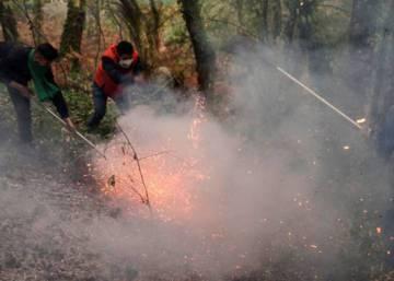 Galicia se enfrenta a un infierno en otoño