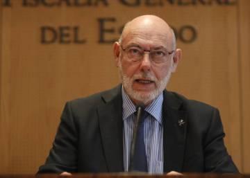 La Fiscalía se querella por rebelión, sedición y malversación contra Puigdemont y Forcadell