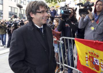 Catalan separatists want to create symbolic institutions in Brussels