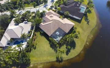 Casa comprada por Pedro Fort en Miami.