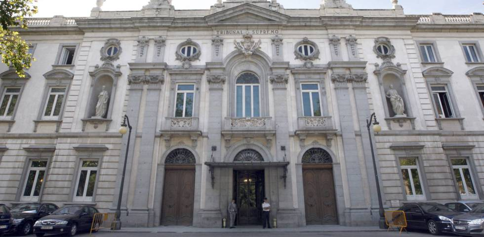 The Spanish Supreme Court.