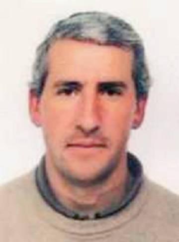 Fotografía facilitada en 2005 por Interior del entonces jefe militar de ETA, Pedro Eskisabel.